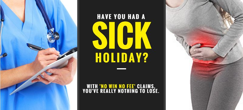 Holiday sickness complaints